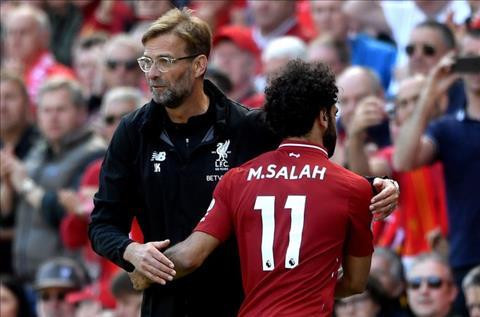 Klopp không muốn Salah được so sánh với Ronaldo