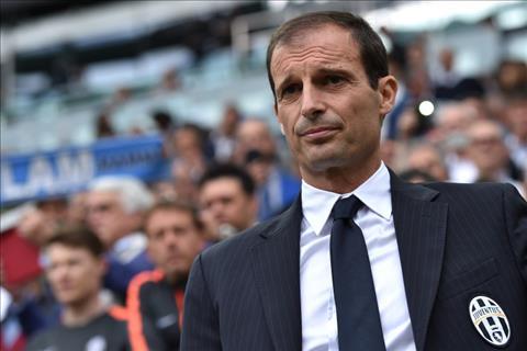 HLV Max Allegri cua Juventus