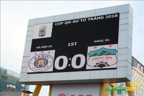 Tran dau giua Ha Noi vs HAGL nhan duoc su chu y lon