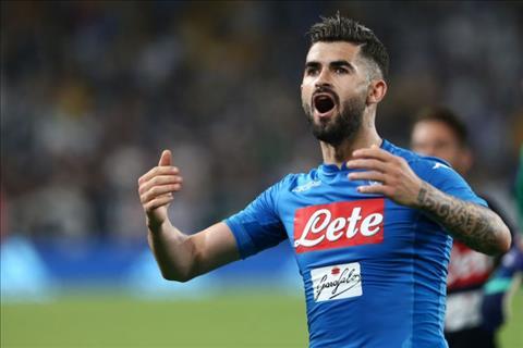 Chelsea muốn mua Elseid Hysaj của Napoli vào tháng 1 năm 2019 hình ảnh