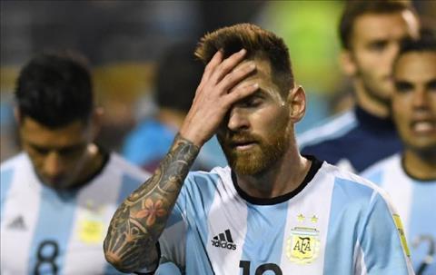 Messi tai Argentina
