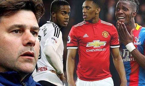 Công tác chuyển nhượng Tottenham nhắm hàng loạt cái tên chất lượng