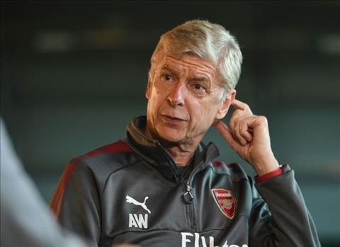 Wenger tiếc nuối vì không chiêu mộ được Ronaldo hình ảnh