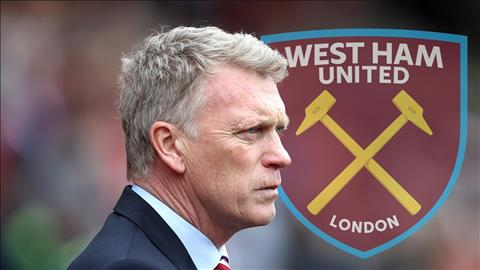 West Ham sa thai David Moyes