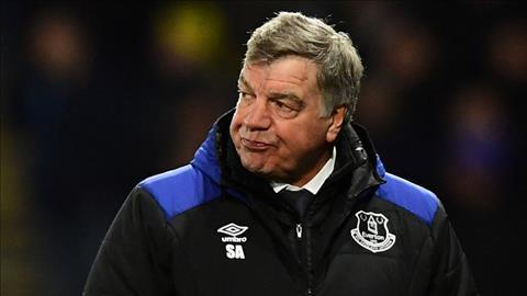 Chính thức Everton sa thải Sam Allardyce hình ảnh