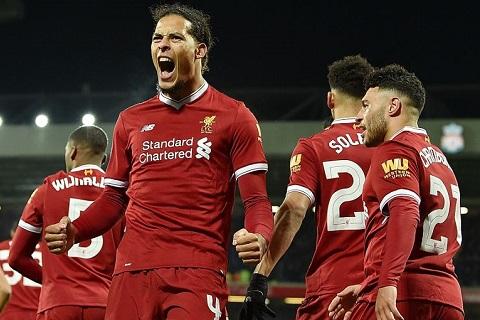 Liverpool mùa giải 2017/18 ảnh 3