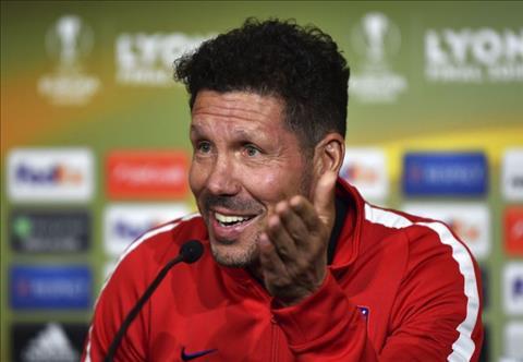 Chung kết Europa League Simeone hé lộ bí quyết hạ gục Marseille hình ảnh