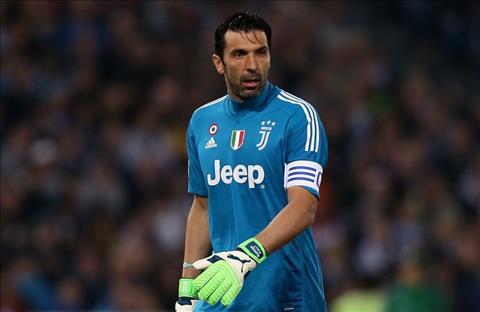 Gianluigi Buffon rời Juventus sau mùa 201718 hình ảnh