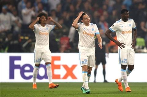 HLV Rudi Garcia phát biểu sau chung kết Europa League hình ảnh