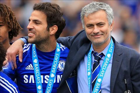 Chelsea vs MU chung kết FA Cup 201718 Fabregas dọa Mourinho hình ảnh