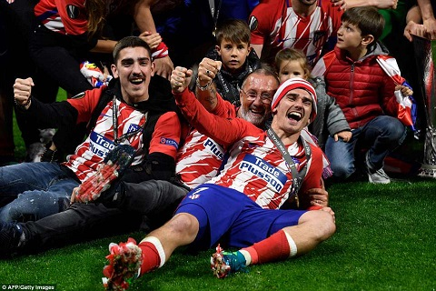 Griezmann rời Atletico là điều không thể khác ảnh 4