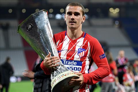 Griezmann gianh Europa League