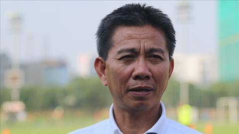 HLV Hoàng Anh Tuấn muốn học trò tiếp tục phấn đấu sau giải Suwon hình ảnh