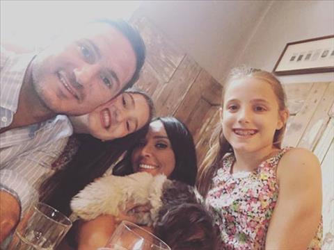 Vợ Lampard mang thai lần đầu ở tuổi 39 hình ảnh
