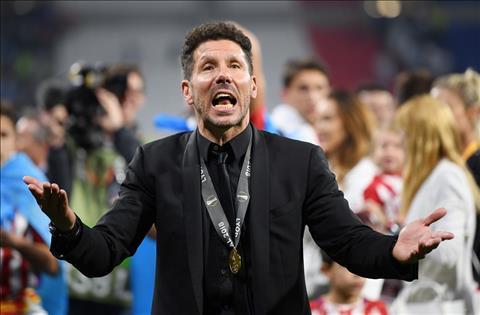 Arsenal bổ nhiệm Diego Simeone thay Arsene Wenger hình ảnh