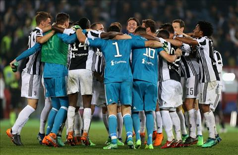 thu mon Buffon chia tay Juventus