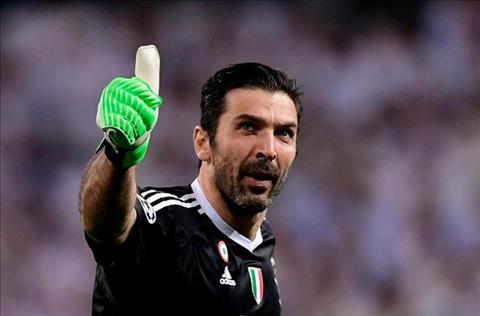 thu mon Buffon roi Juve