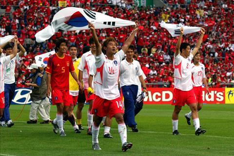 Trọng tài World Cup 2002 Sau tai tiếng ở Hàn Quốc đến ma túy hình ảnh