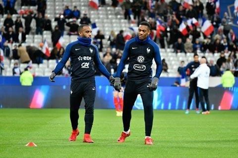 Thông tin về danh sách đội tuyển Pháp dự World Cup 2018 hình ảnh