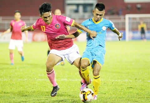 Nhận định Sài Gòn vs Khánh Hòa 18h00 ngày 185 V-League 2018 hình ảnh