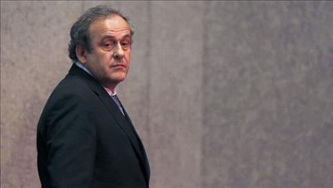 Cựu chủ tịch UEFA Michel Platini bị bắt hình ảnh