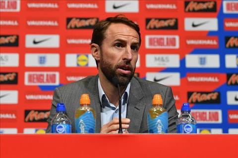 HLV Gareth Southgate phát biểu về cầu thủ Anh hình ảnh