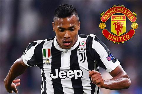 Juventus ngăn cản MU mua Alex Sandro ở Hè 2018 hình ảnh