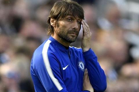 HLV Antonio Conte thừa nhận khả năng bị sa thải dù vô địch FA Cup hình ảnh