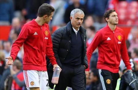 Điểm tin bóng đá tối ngày 195 Sao MU xin xỏ Mourinho cho ở lại hình ảnh