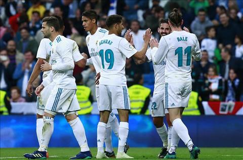 doi hinh B Real Madrid
