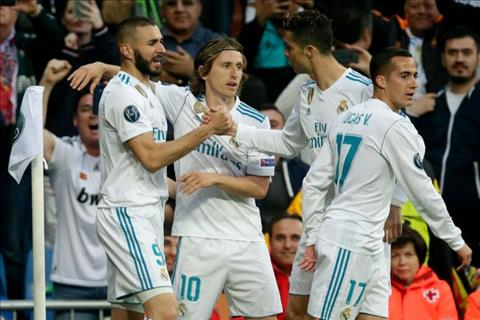 Chuyen nhuong Real Madrid 2018 chia tay 3 sao khung hinh anh