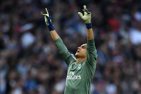 Chuyen nhuong Real Madrid 2018 chot nguoi thay Keylor Navas hinh anh