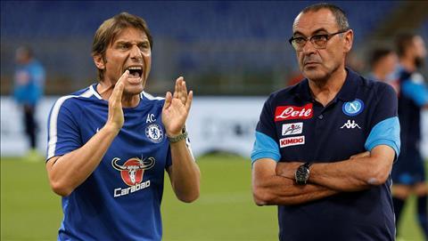Conte vs Sarri