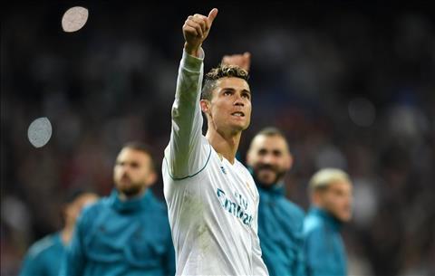 Ronaldo nói về trận Real vs Liverpool sắp tới