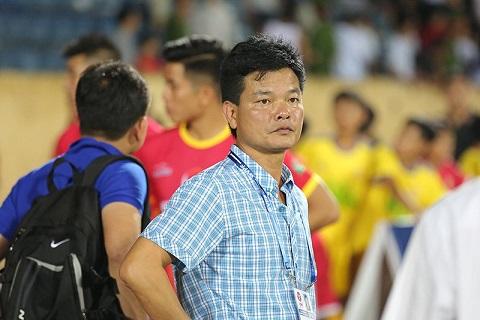CLB HAGL đấu Nam Định Lo cho đội bóng phố Núi hình ảnh