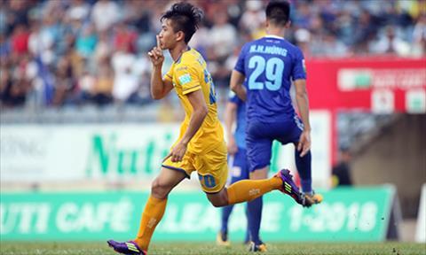Kết quả Quảng Nam vs SLNA vòng 8 V-League 2018 chiều nay 205 hình ảnh