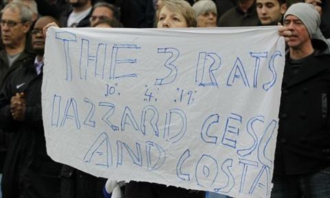 Hazard trận Chelsea vs MU Hãy phản thầy theo cách như thế hình ảnh