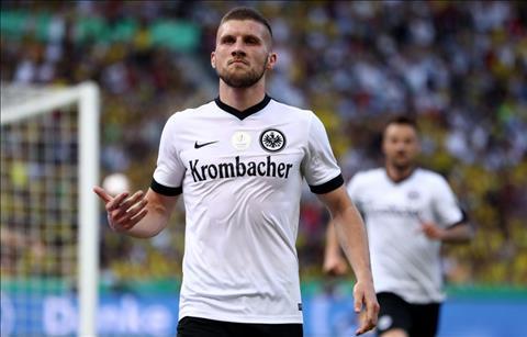Kết quả Bayern Munich vs Frankfurt 1-3 chung kết cúp quốc gia Đức hình ảnh