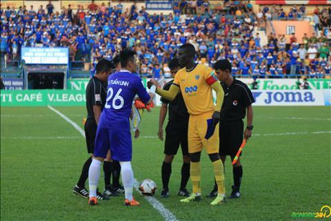 Than Quảng Ninh thua sấp mặt trong ngày Vũ Minh Tuấn trở lại hình ảnh