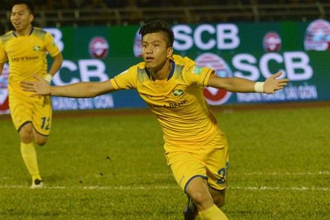 Tiền vệ Phan Văn Đức muốn ghi điểm với thầy Park hình ảnh