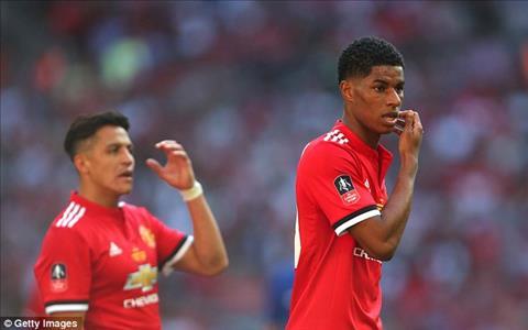 Chelsea 1-0 MU Đại diện Rashford cho tiến bộ nhỏ giọt thời Mourinho hình ảnh 2