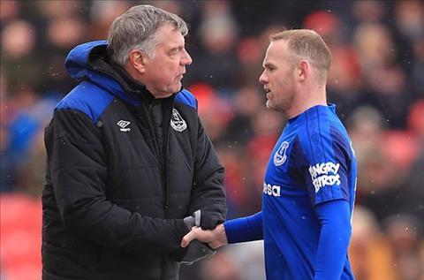 Everton muốn bán Rooney sang giải Nhà nghề Mỹ  hình ảnh