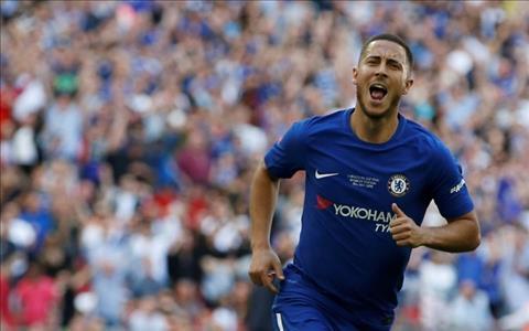 Hazard khẳng định ở lại Chelsea sau khi hạ gục MU hình ảnh