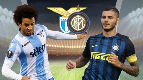 Nhận định Lazio vs Inter Milan 01h45 ngày 215 Serie A 201718 hình ảnh