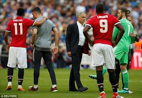 Chelsea 1-0 MU chung kết FA Cup 201718 Mourinho bất phục hình ảnh