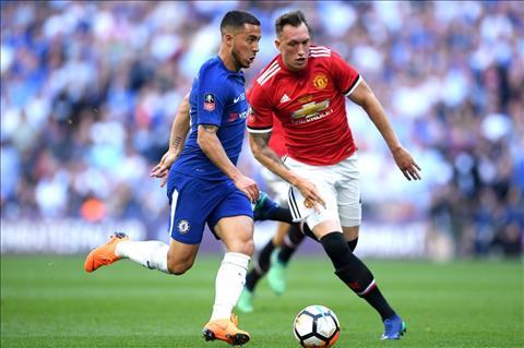 Chelsea 1-0 MU chung kết FA Cup 201718 Jones bị Rio chỉ trích hình ảnh