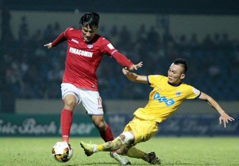 Nhận định Quảng Ninh và Thanh Hóa 18h00 ngày 205 V-League 2018 hình ảnh