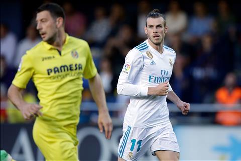 HLV Zidane khen Bale sau trận hòa Villarreal hình ảnh