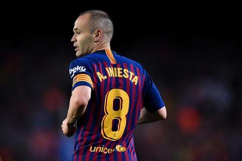 Andres Iniesta gửi lời khuyên tới Lionel Messi tại Barca hình ảnh