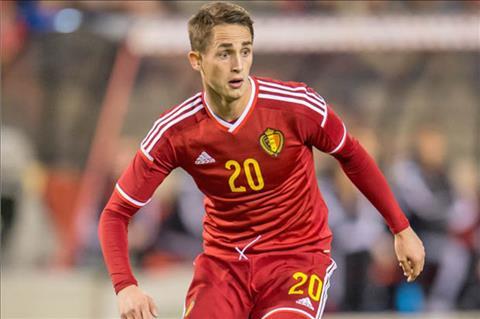 Danh sách ĐT Bỉ dự World Cup 2018 được HLV Martinez công bố hình ảnh